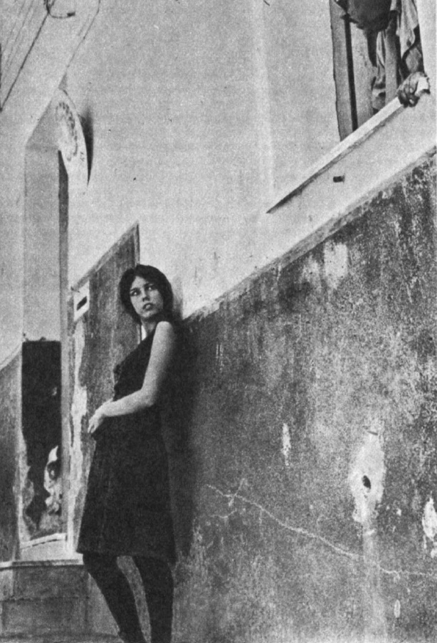 Scene from 'Sedotta e abbandonata', 1964