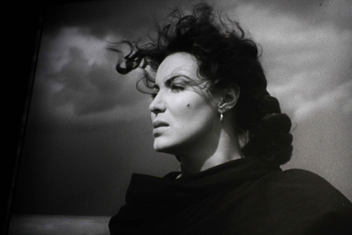 Scene from the film, Maria Felix