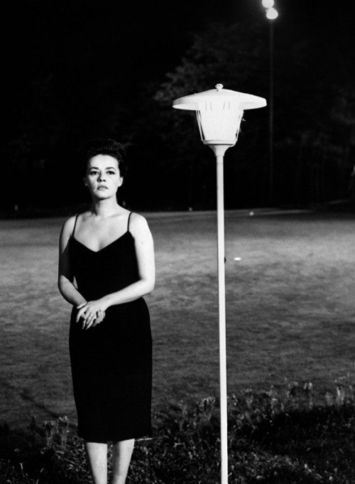 Scene from the movie, Jeanne Moreau
