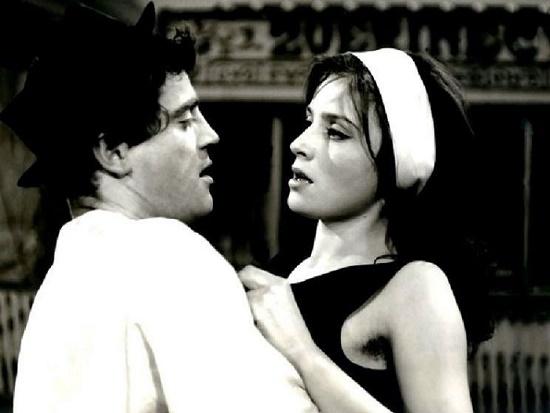 Scene from the movie, Milka Vasharyova