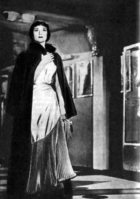 Shadow and Light (1951) Caroline Bessier