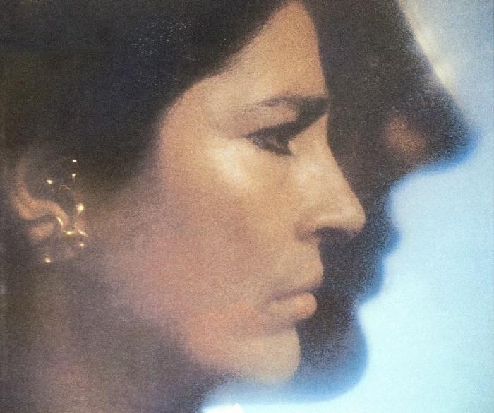 Singer Irene Papas
