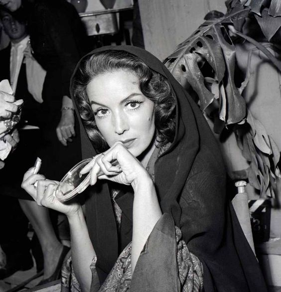 Star of Mexican cinema, Maria Felix