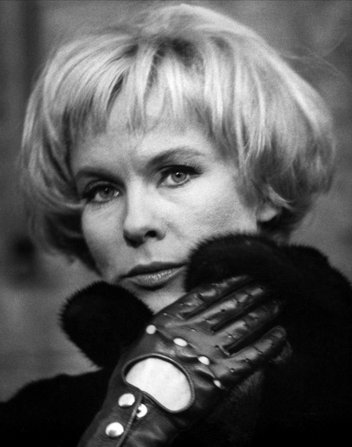 Star of Swedish cinema Bibi Andersson