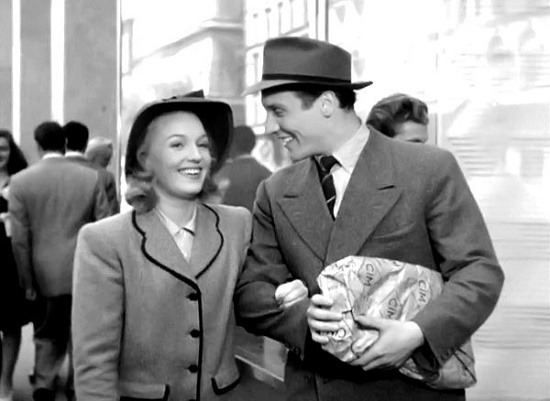 Still from the film 'The story of one love'. 1942