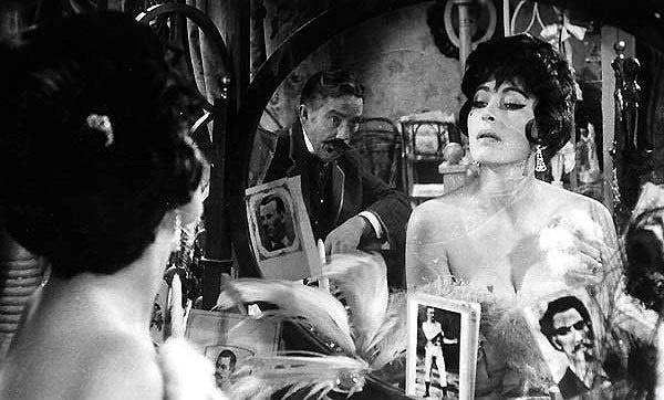 Still from the film, Kveta Fialova