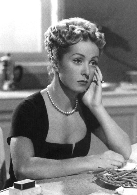 Still from the movie, Danielle Darrieux