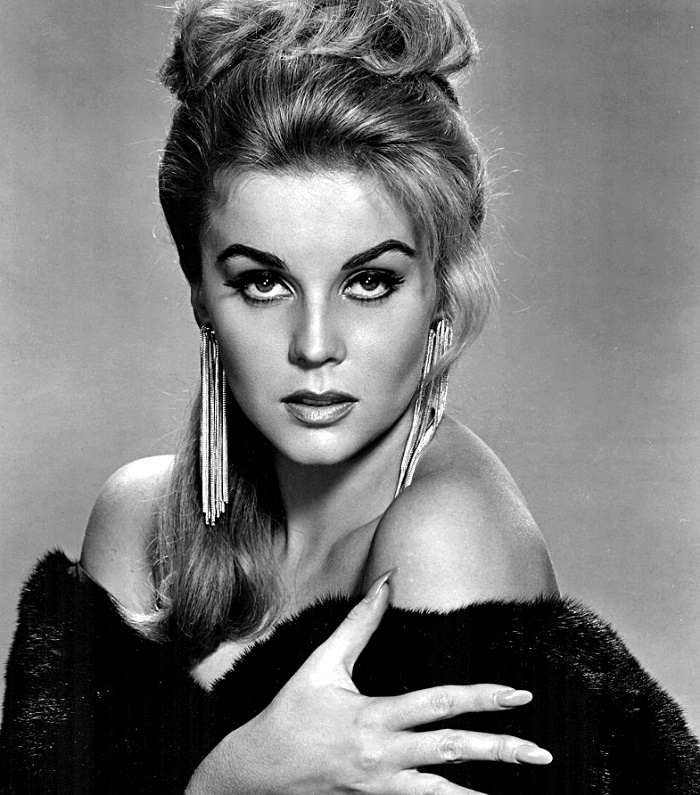 Stylish and beautiful Ann-Margret, 1970s