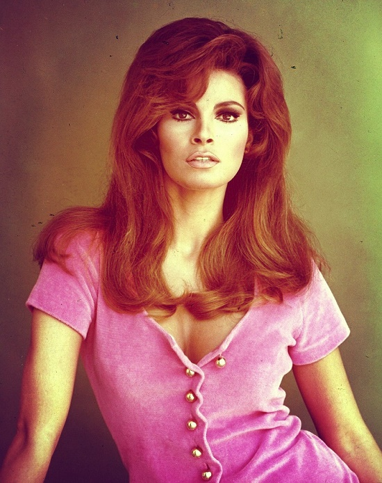 Symbol of New Woman Raquel Welch