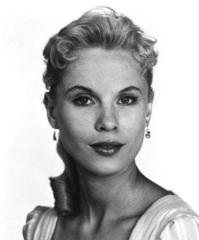 Talented and beautiful Bibi Andersson
