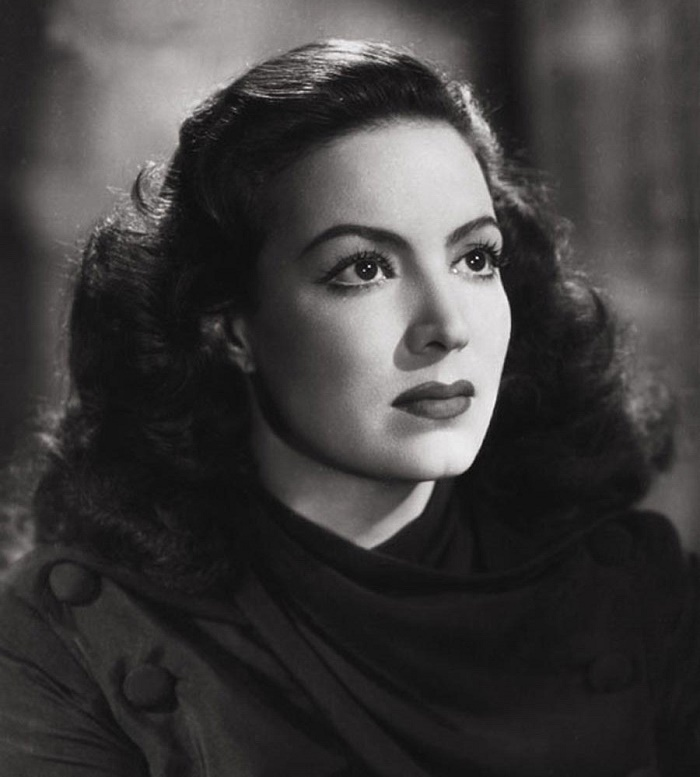 Talented and beautiful Maria Felix