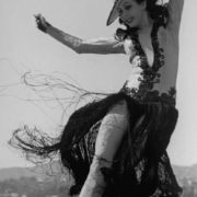 Tap Dance Queen Beautiful Actress Ann Miller