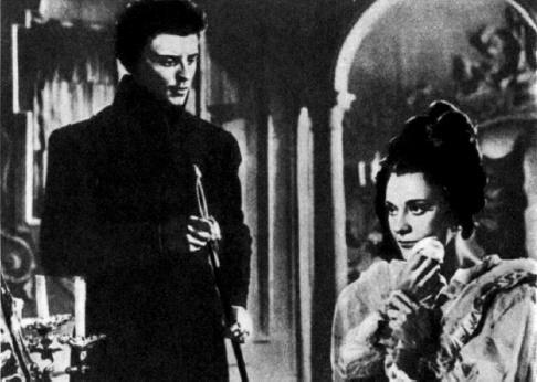 The Charterhouse of Parma (1948 film), actress Maria Casares