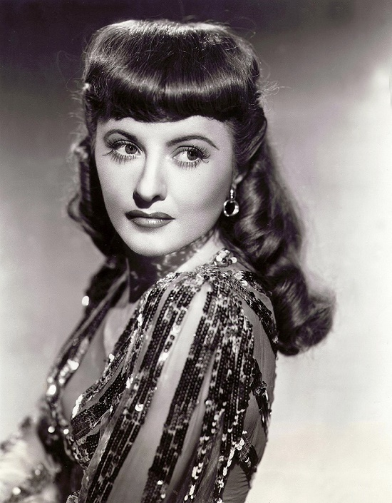 The sexiest of all the great actresses of the golden era of Hollywood, Barbara Stanwyck