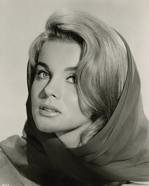 Theater and film actress Ann-Margret