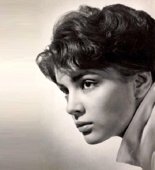 Theater and film actress Irina Petrescu