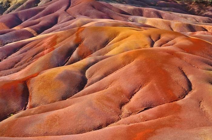 Tourist attraction – Chamarel