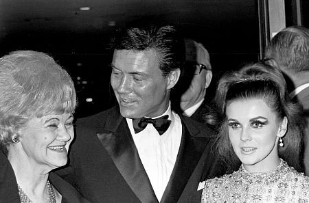 Traditionally, Ann-Margret demonstrated her sexuality with innocence