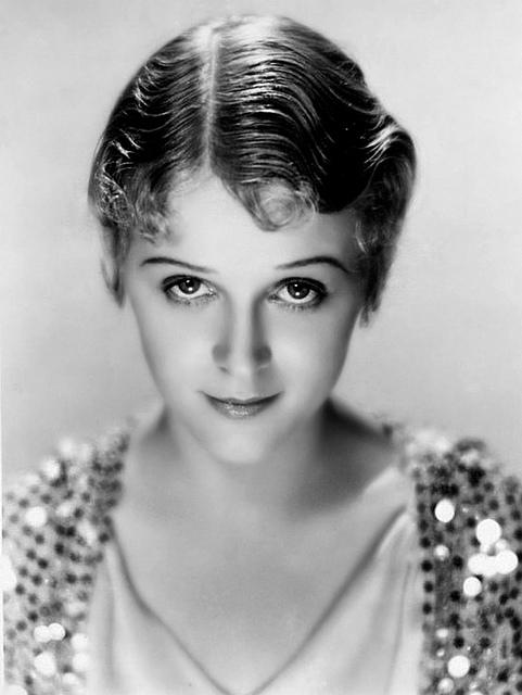 Twice star Gloria Frances Stuart