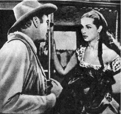 Vera Cruz. 1954
