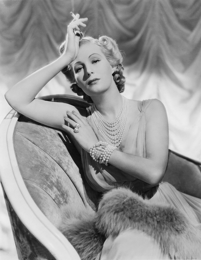 Vintage Hollywood – Gertrude Maud Barnes
