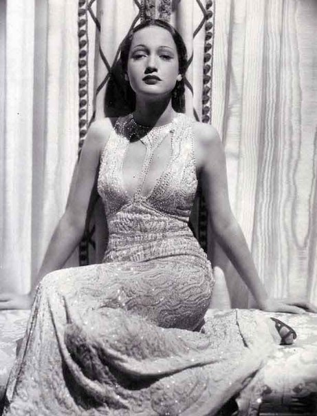 Vintage actress Dorothy Lamour