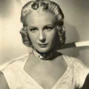 American British actress Binnie Barnes 1913-1998