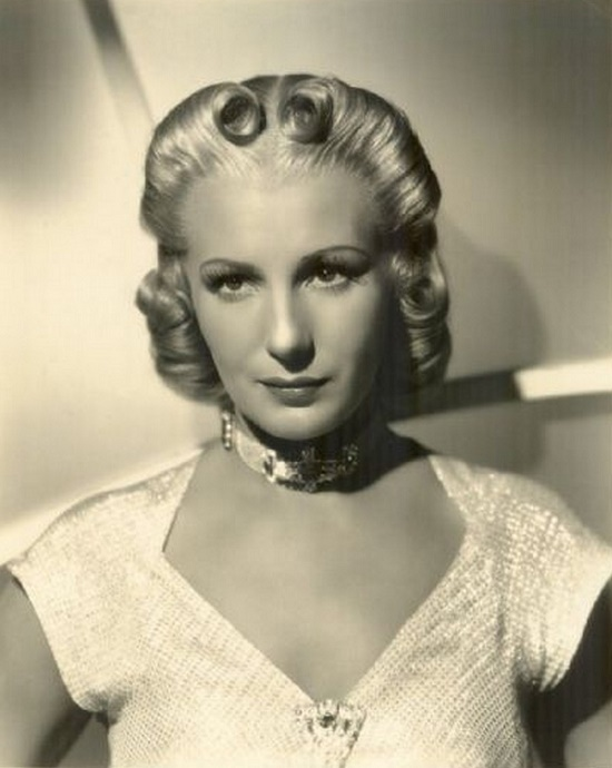 Vintage beauty, Gittel Enoyce, American British actress Binnie Barnes (25 May 1913 – 27 July 1998)