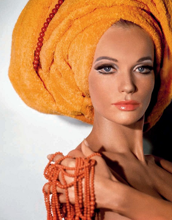 XX Century Legendary fashion model Veruschka (born 14 May 1939)