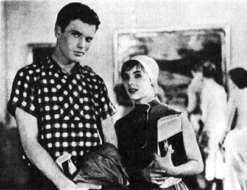 Zlatan Dudow's film 'Love's Confusion' (1959)
