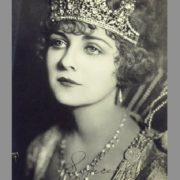 American Silent film era actress Alice Terry 1900-1987