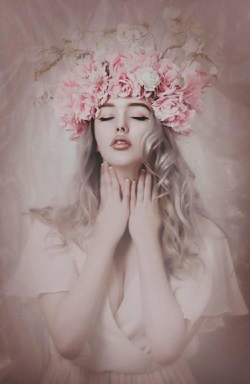 Beauty inspiration Ewa Zwierz Photoart